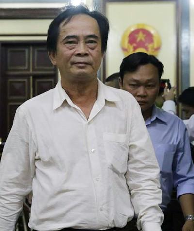 Bắt tạm giam cựu Phó tổng giám đốc Ngân hàng BIDV Đoàn Ánh Sáng - Ảnh 1.