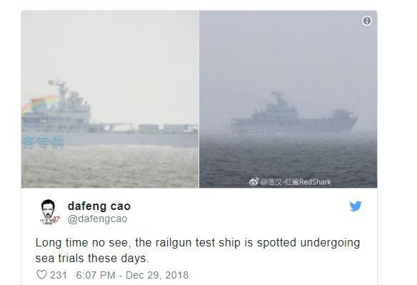 Vì sao Hải quân Mỹ nên lo sợ pháo điện từ thần diệu của Trung Quốc? - Ảnh 2.