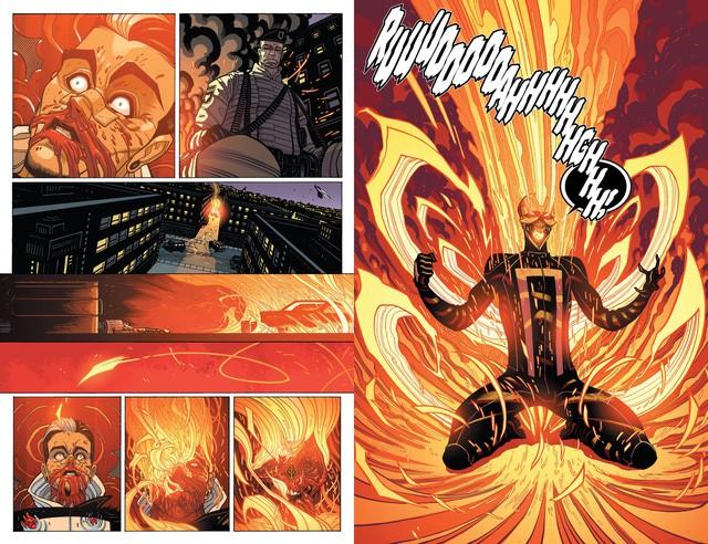 Truyền thuyết về Robbie Reyes, Ghost Rider siêu ngầu chơi hẳn ô tô chứ không phải xe máy hay cưỡi ngựa - Ảnh 2.