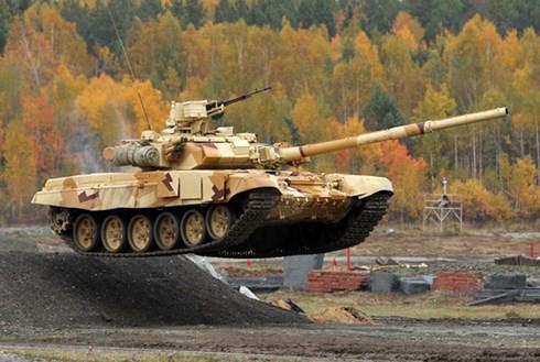 Báo Mỹ đánh giá xe tăng T-90S mà Việt Nam vừa nhận 30 chiếc - Ảnh 1.