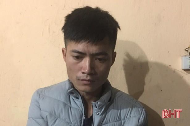 Công an TX Hồng Lĩnh bắt giữ nhiều đối tượng trốn nã - Ảnh 3.