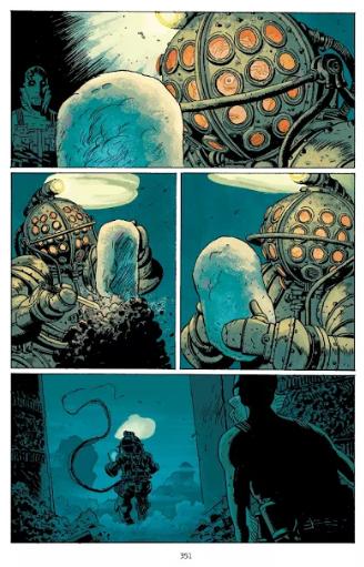 """Huyền thoại về Abe Sapien, gã """"người cá"""" thượng đẳng đồng hành cùng Chúa tể địa ngục Hellboy - Ảnh 5."""