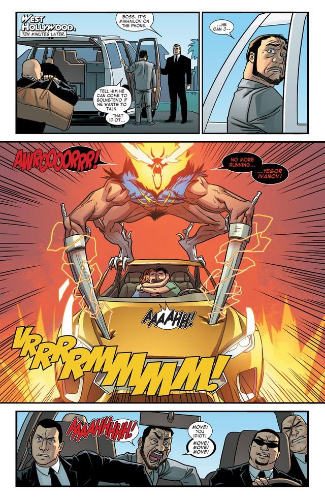 Truyền thuyết về Robbie Reyes, Ghost Rider siêu ngầu chơi hẳn ô tô chứ không phải xe máy hay cưỡi ngựa - Ảnh 8.