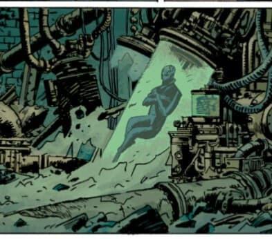 """Huyền thoại về Abe Sapien, gã """"người cá"""" thượng đẳng đồng hành cùng Chúa tể địa ngục Hellboy - Ảnh 8."""