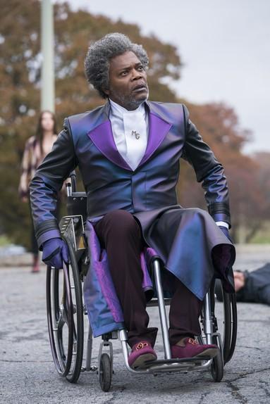 Phim Glass: Tác phẩm siêu anh hùng kiểu mới của đại tá Nick Fury - Ảnh 3.