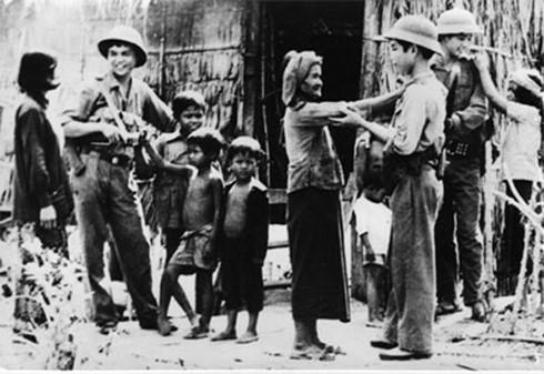 Chiến tranh Biên giới Tây Nam: Sinh nhật đẫm máu tuổi 19 và chuyện đánh địch trong dân - Ảnh 2.