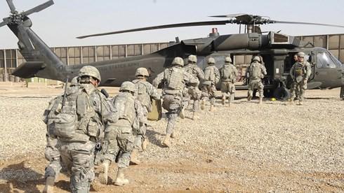 """Ngoại trưởng Mỹ Mike Pompeo: Mỹ là """"lực lượng giải phóng"""" Trung Đông - Ảnh 2."""