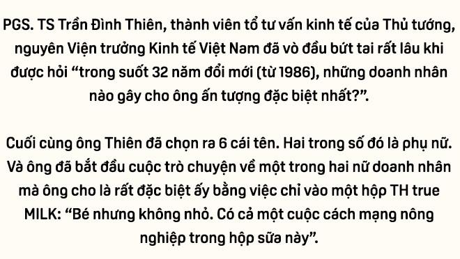 PGS.TS Trần Đình Thiên: Sự lựa chọn đầy bản lĩnh của Thái Hương - Ảnh 1.