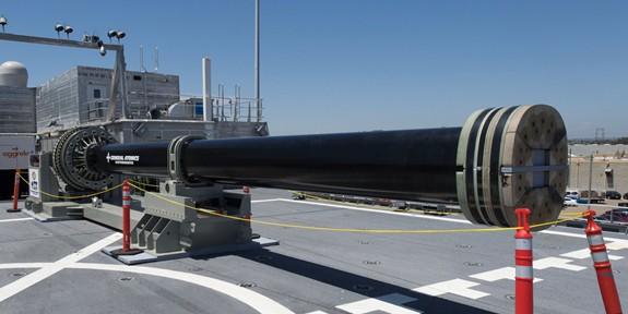 Đạn pháo hạm siêu thanh - lò đốt tiền mới của Hải quân Mỹ? - Ảnh 2.