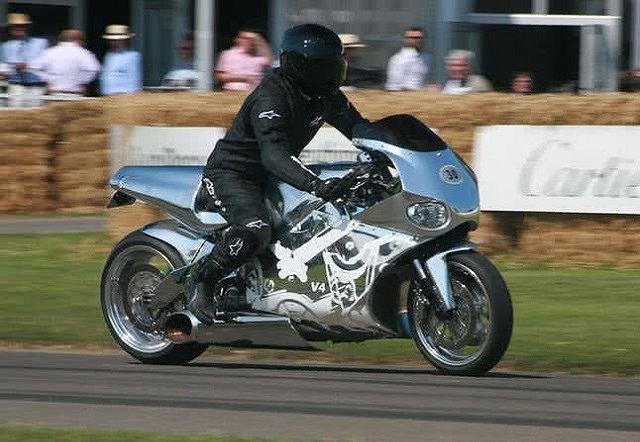 Top 5 siêu xe mô tô nhanh nhất thế giới - Ảnh 3.