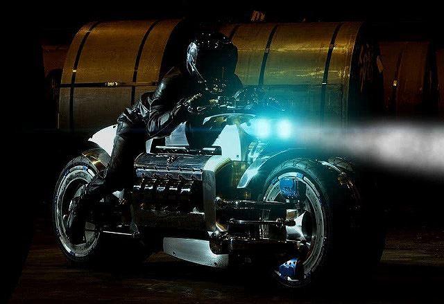 Top 5 siêu xe mô tô nhanh nhất thế giới - Ảnh 5.