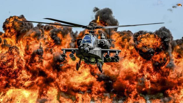 Sau khi thử lửa ở Syria, Thợ săn đêm mới của Nga có qua mặt được sát thủ Apache của Mỹ? - Ảnh 2.