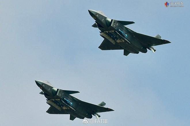 [ẢNH] J-20 Trung Quốc và F-35 Nhật Bản chuẩn bị có cuộc đối đầu lịch sử: Ai sẽ thắng? - Ảnh 14.
