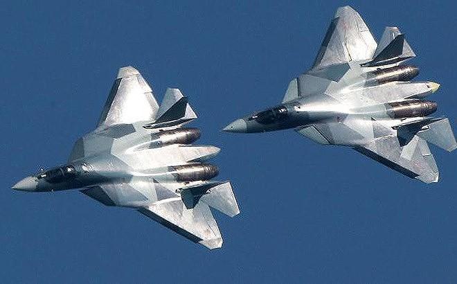 [ẢNH] Lớp sơn đặc biệt mới nhân đôi khả năng tàng hình của Su-57 - Ảnh 8.