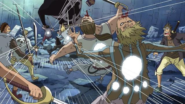 """6 """"Tanker"""" có khả năng phòng thủ mạnh nhất trong series One Piece - Ảnh 1."""