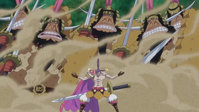 """6 """"Tanker"""" có khả năng phòng thủ mạnh nhất trong series One Piece - Ảnh 2."""