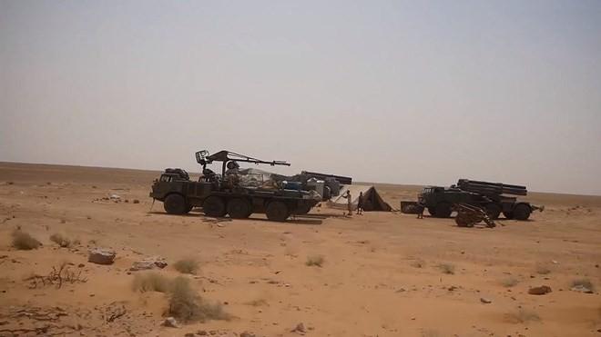[ẢNH] Quân đội Syria sẽ nhanh chóng đập tan cứ điểm Idlib khi tăng cường bão lửa cực mạnh? - Ảnh 2.