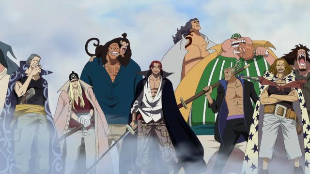 One Piece: Không phải Trái ác quỷ, khả năng bí ẩn này mới chính là sức mạnh của băng Tứ Hoàng Shanks Tóc Đỏ? - Ảnh 1.