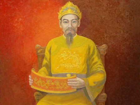 Hồ Quý Ly phế truất vua Trần, tự mình lên ngôi, mở ra triều đại mới - Ảnh 1.