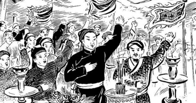 Lê Lai cứu chúa: Giả trang thành Lê Lợi, liều chết phá vòng vây địch - Ảnh 1.