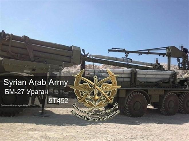 [ẢNH] Quân đội Syria sẽ nhanh chóng đập tan cứ điểm Idlib khi tăng cường bão lửa cực mạnh? - Ảnh 3.