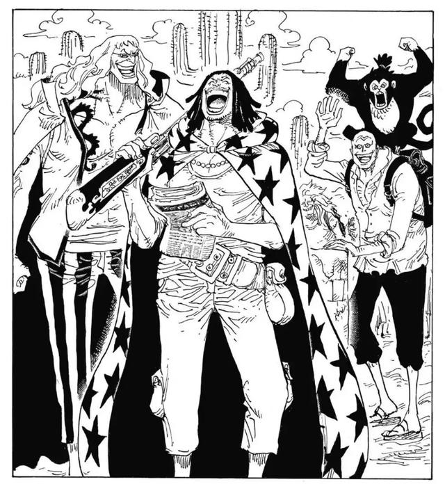 One Piece: Không phải Trái ác quỷ, khả năng bí ẩn này mới chính là sức mạnh của băng Tứ Hoàng Shanks Tóc Đỏ? - Ảnh 4.