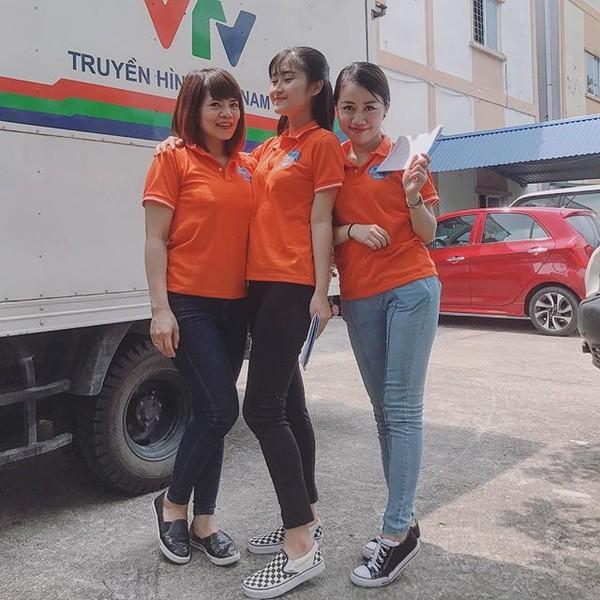 Bạn gái tiền vệ tuyển Việt Nam bất ngờ đi đóng phim - Ảnh 5.