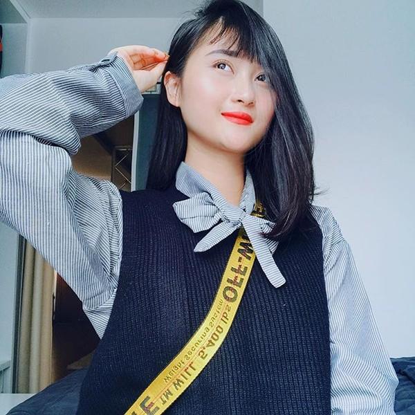 Bạn gái tiền vệ tuyển Việt Nam bất ngờ đi đóng phim - Ảnh 6.