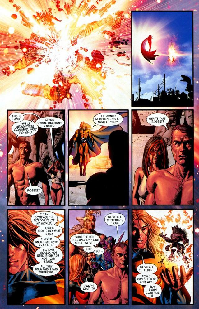 Superman và Sentry, ai mới thực sự là siêu anh hùng mạnh hơn? - Ảnh 1.