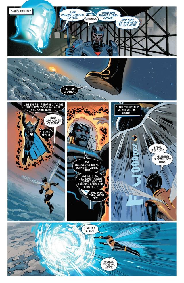 Superman và Sentry, ai mới thực sự là siêu anh hùng mạnh hơn? - Ảnh 2.