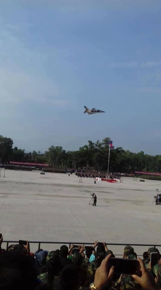 Nếu Việt Nam tổ chức duyệt binh năm 2019 sẽ hoành tráng gấp nhiều lần Lào? - Ảnh 2.