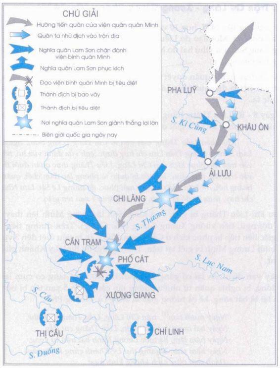 Khởi nghĩa Lam Sơn đi đến hồi kết, hơn 10 vạn quân Minh bị diệt sạch - Ảnh 2.