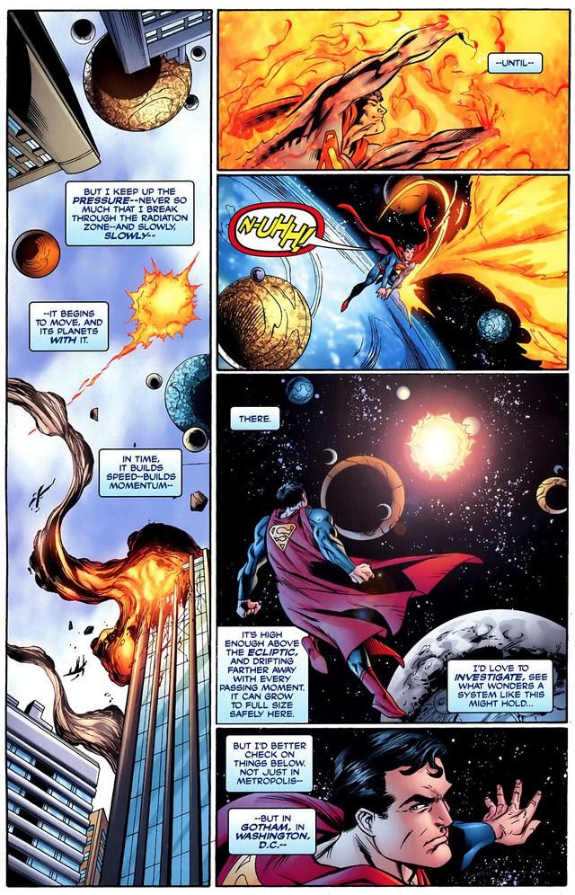 Superman và Sentry, ai mới thực sự là siêu anh hùng mạnh hơn? - Ảnh 11.
