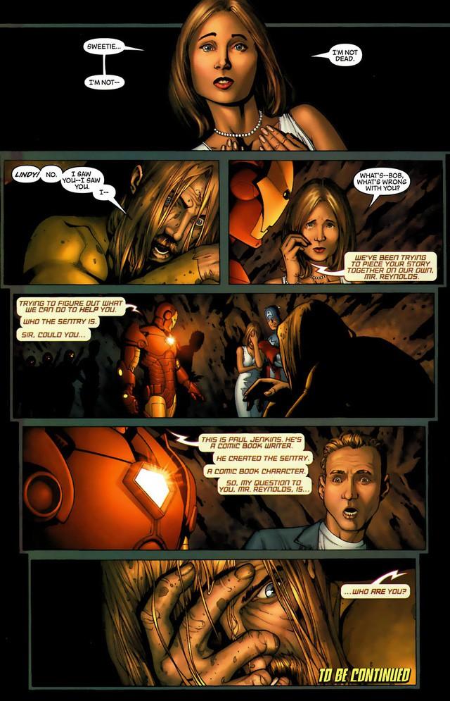 Superman và Sentry, ai mới thực sự là siêu anh hùng mạnh hơn? - Ảnh 5.