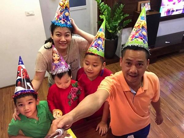 Thiên Lôi xấu nhất Táo quân và chuyện cưới vợ là thí sinh Hoa hậu Việt Nam - Ảnh 5.