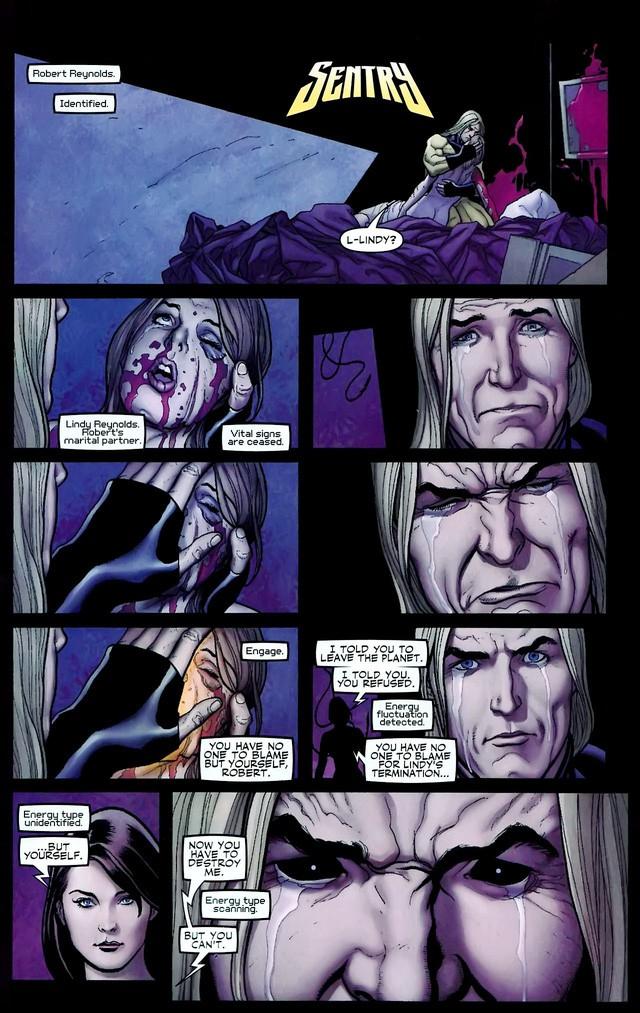 Superman và Sentry, ai mới thực sự là siêu anh hùng mạnh hơn? - Ảnh 6.