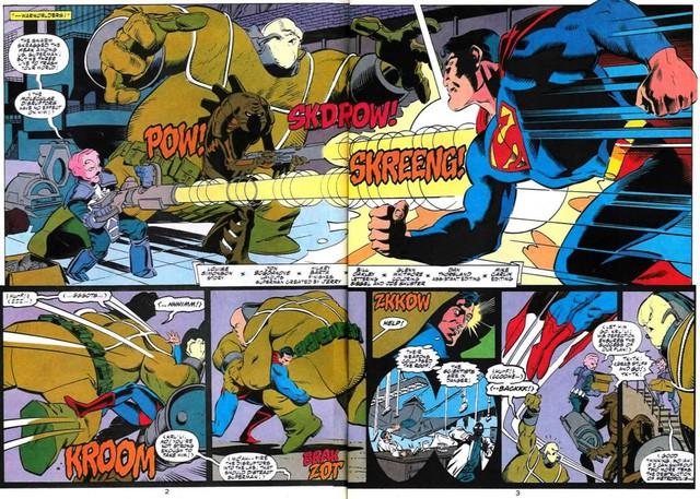 Superman và Sentry, ai mới thực sự là siêu anh hùng mạnh hơn? - Ảnh 7.