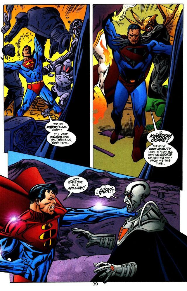 Superman và Sentry, ai mới thực sự là siêu anh hùng mạnh hơn? - Ảnh 8.