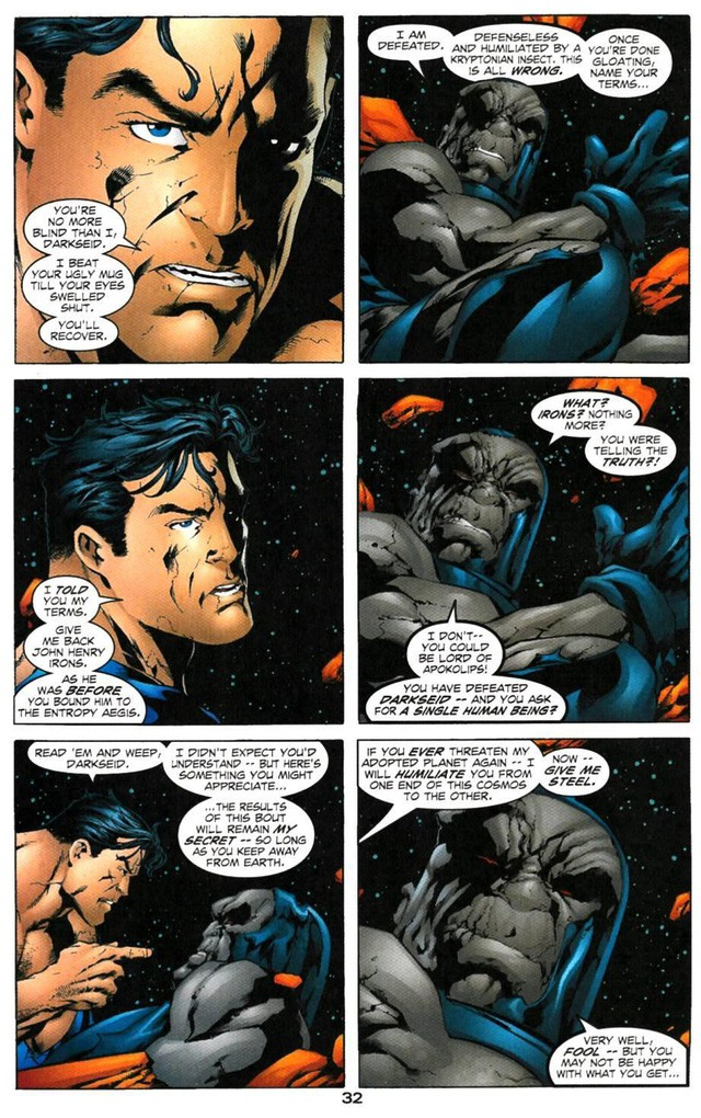 Superman và Sentry, ai mới thực sự là siêu anh hùng mạnh hơn? - Ảnh 9.
