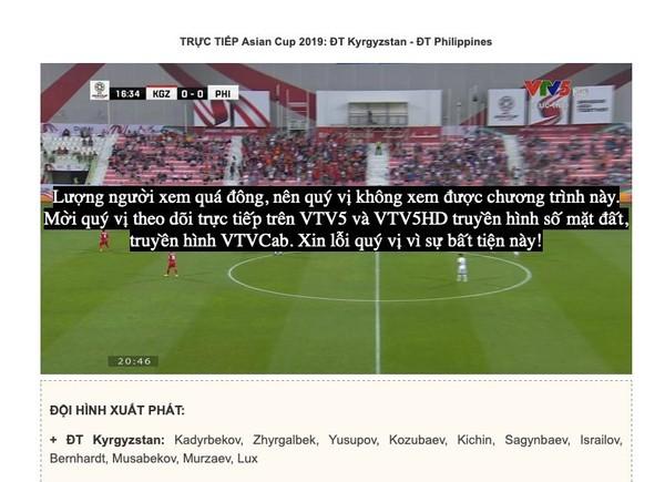 ĐT Việt Nam giúp ASIAN Cup 2019 được chú ý hơn cả World Cup - Ảnh 1.