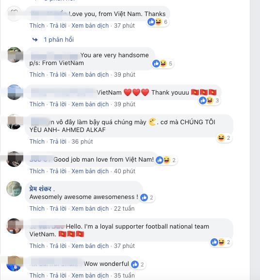 Sung sướng với quyết định của trọng tài, dân mạng Việt Nam làm điều lạ kỳ trên facebook ông - Ảnh 4.