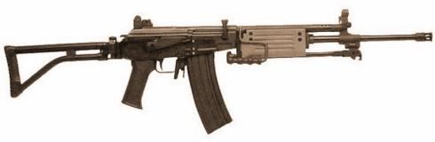 """Súng trường tấn công Galil: """"AK-47"""" của người Do Thái - Ảnh 1."""