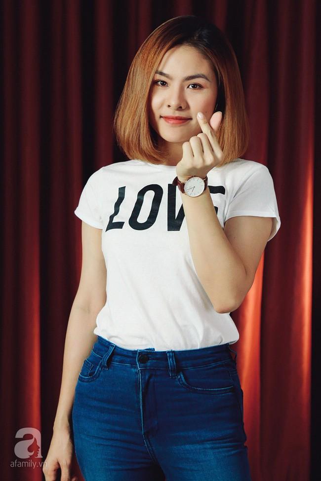 Vân Trang: Khóc rất nhiều, sợ bị khán giả quay lưng khi lấy chồng sinh con trong lúc đỉnh cao sự nghiệp - Ảnh 1.