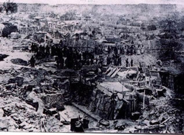 7 thảm họa tồi tệ nhất lịch sử: Siêu động đất khiến 830.000 người chết chỉ sau 20 giây - Ảnh 4.