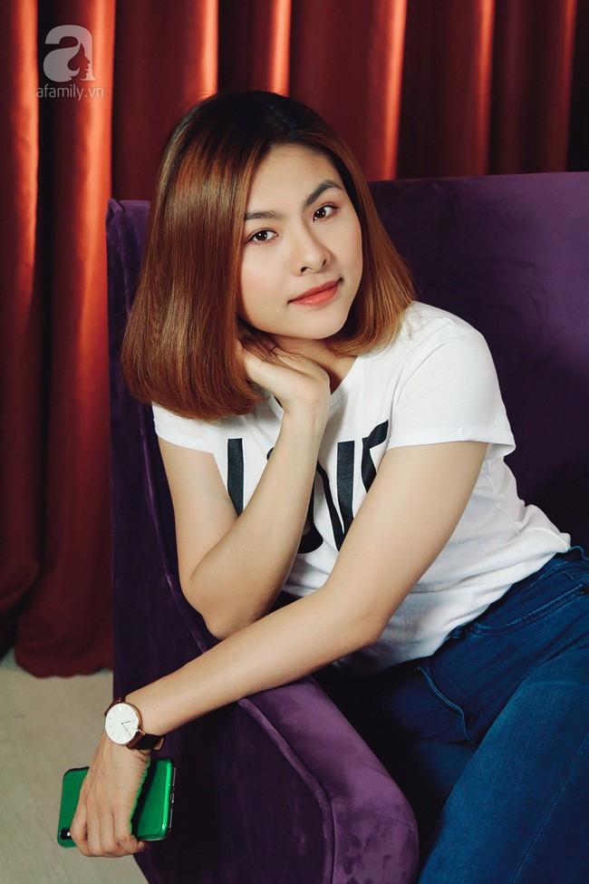 Vân Trang: Khóc rất nhiều, sợ bị khán giả quay lưng khi lấy chồng sinh con trong lúc đỉnh cao sự nghiệp - Ảnh 4.