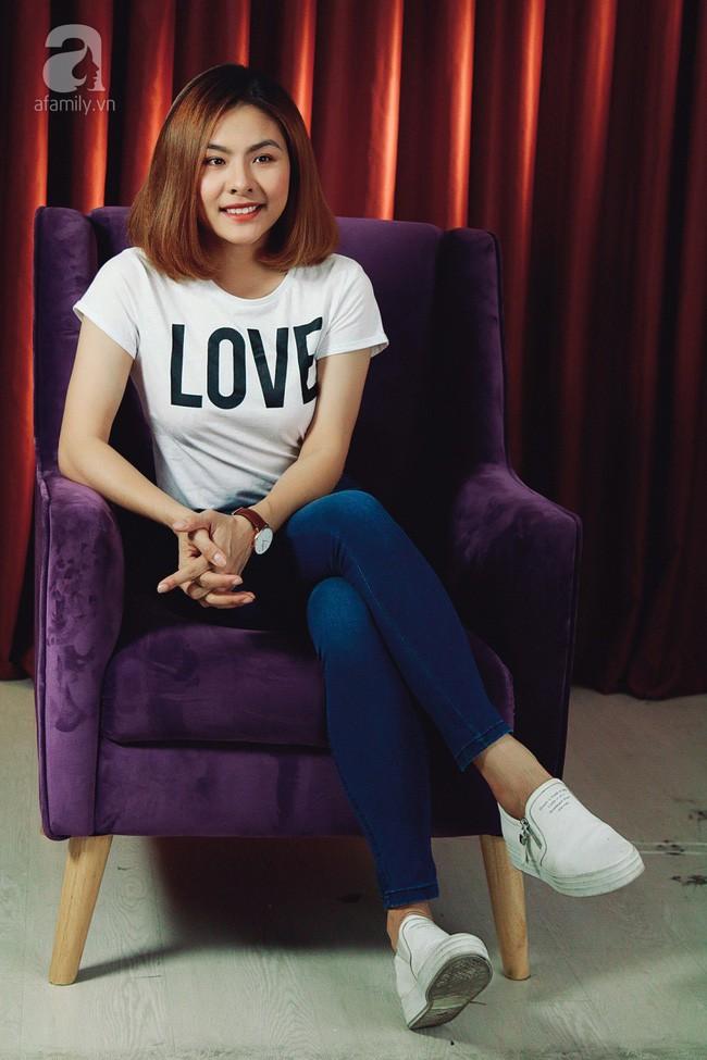 Vân Trang: Khóc rất nhiều, sợ bị khán giả quay lưng khi lấy chồng sinh con trong lúc đỉnh cao sự nghiệp - Ảnh 5.