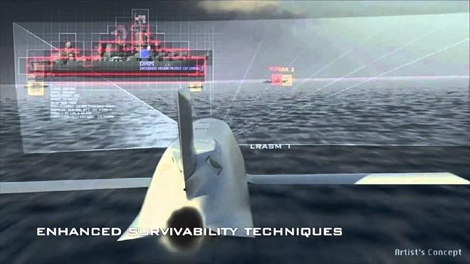 [ẢNH] Mỹ sản xuất hàng loạt tên lửa chống hạm LRASM, hải quân Nga - Trung khó lòng ngồi yên - Ảnh 7.