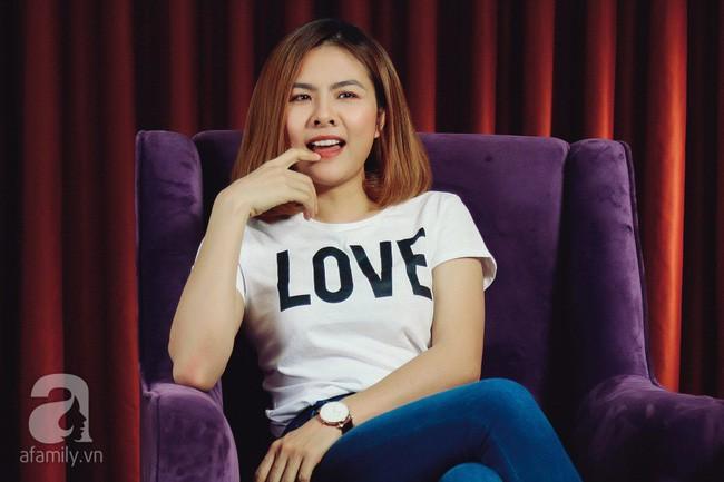 Vân Trang: Khóc rất nhiều, sợ bị khán giả quay lưng khi lấy chồng sinh con trong lúc đỉnh cao sự nghiệp - Ảnh 9.