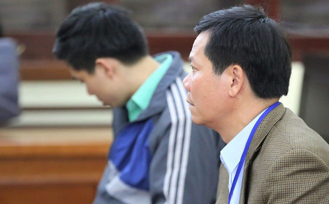Bị cáo Trương Quý Dương nói lời ăn năn - Ảnh 1.