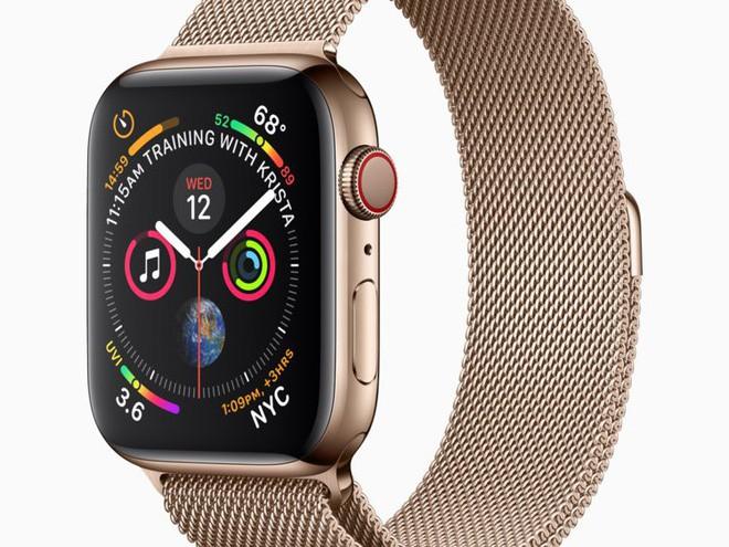 Cần tới 34 người, 80 giờ chế tác để tạo ra chiếc Apple Watch nạm kim cương trị giá 1,7 tỷ này - Ảnh 1.